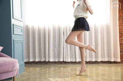 30D收腹提臀柔滑面膜美腿连裤袜