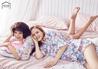 全棉婴儿纱海洋印花短袖和服/全棉婴儿纱海洋印花短袖短裤和服套装